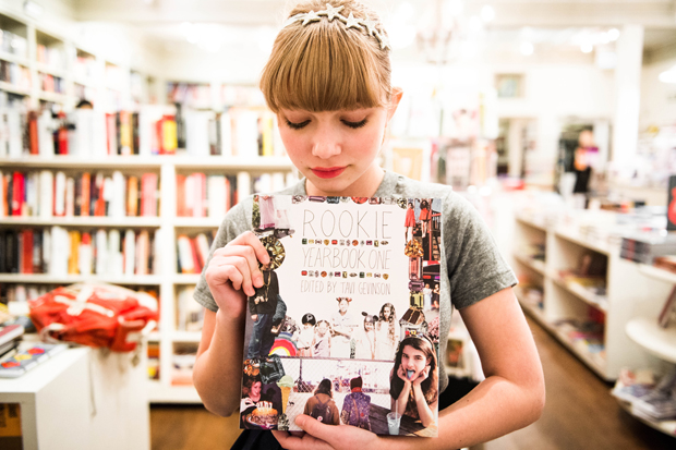 Tavi Gevinson Releases A Compilation Of Rookie Author