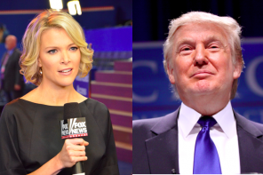 Who won the GOP debate? The moderator and the no-show
