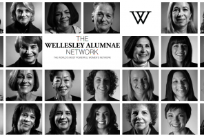 Through collaboration with organizations, alumnae reconnect with the Wellesley community