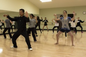 Achieve Balance with Martial Arts