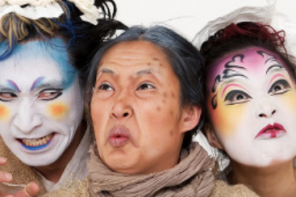 """South Korean troupe brings captivating adaptation of """"A Midsummer Night's Dream"""" to Wellesley"""