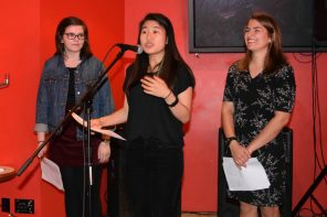 Open mic events showcase student diversity and cultivate an artistic community