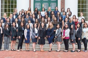 Business schools turn to women's colleges to bolster female enrollment