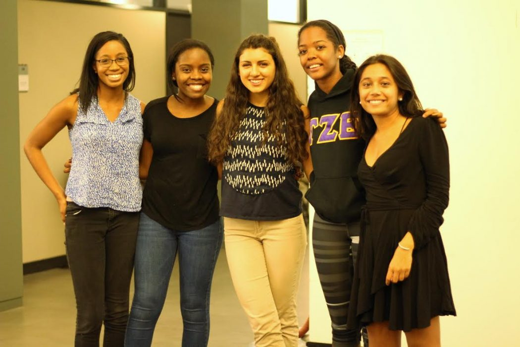 Co-founders of the Wellesley chapter of Smart Woman Securities. | Courtesy of SWS Wellesley Chapter