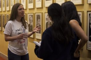 """Interview with Chelsea Clinton: """"This election is the most important of my lifetime"""""""