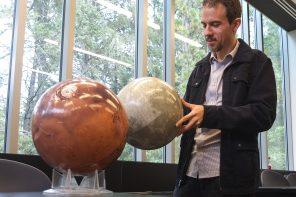 Professor uses ground-breaking technology to study age-old phenomena