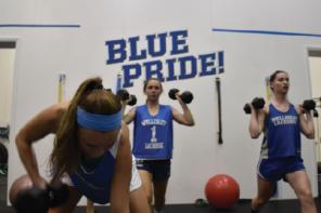 Preparing female athletes with Wellesley Strength