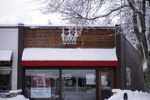 """New Wellesley restaurant """"b.good"""" offers wholesome menu items—at costly prices"""