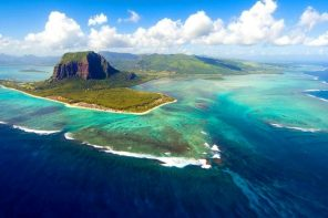 Lost continent discovered beneath the depths of the Indian Ocean