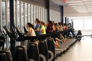 Comprehensive fitness resources available for all students across campus