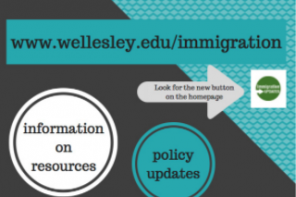 Working Group on the Effects of Immigration Policy promotes awareness of resources on campus