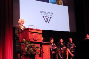 Annual Alumnae Achievement Awards honor  exceptionally talented, passionate and committed graduates