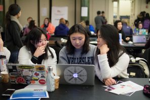 Where technology meets innovation and collaboration: Wellesley hosts fifth iteration of WHACK