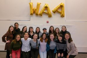 Wellesley Asian Alliance celebrates  25th anniversary with two-day  symposium on student activism
