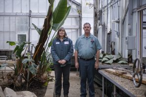 Greenhouse renovations put union workers' jobs  in jeopardy