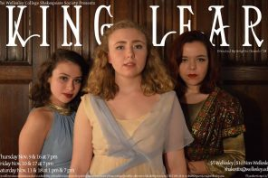 "Shakespeare Society's ""King Lear"" is traditional Shakespeare with hit-or-miss staging choices"