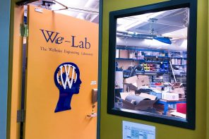 Wellesley offers diverse opportunities for  students pursuing engineering