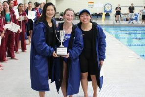 Wellesley Swimming and Diving makes a splash at 2018 Seven Sisters Championship