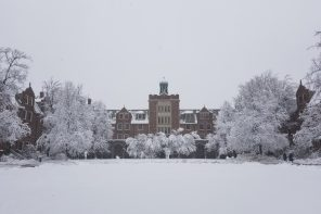 Wellesley College remains open after nor'easter despite power outages and other issues