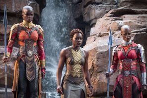 Shuri, Nakia and Okoye are the Wonder Women of 'Black Panther'
