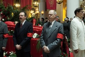 "How the ""Death of Stalin"" happens in the British pee puddle"