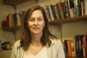 Professor Kate Gilhuly pursues interest in literature through research in classics