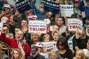 Trump supporters fear loss of white supremacy not economic security