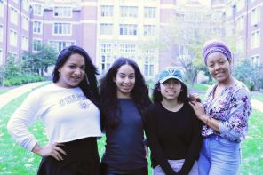 Kaplan Leadership Program carves path for future scholars of color at Wellesley and beyond