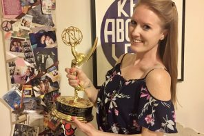 Ashley Riegle '07 finds her calling in television production