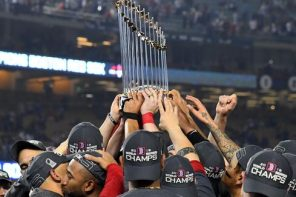 Red Sox defeat Dodgers for World Series title
