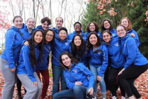 Fencing team points to a promising season
