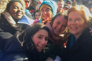 Warren announces 2020 Presidential Campaign, student responses vary