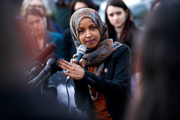 why i stand with ilhan