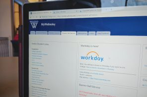 Wellesley transitions to Workday for course registration