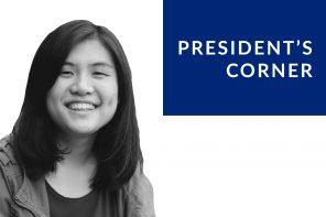 President's Corner 10/09/2019