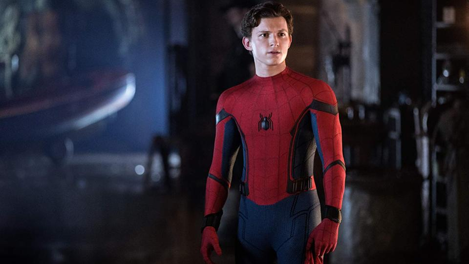 Tom Holland Reportedly Helped the Spider-Man Truce Come to Fruition