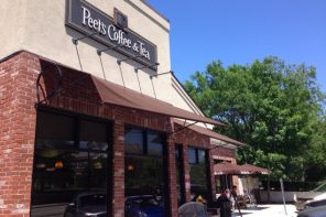 Peet's Coffee is the latest in a series of Wellesley business closures