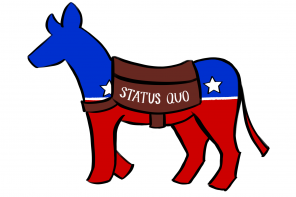 The Democratic Party, upholders of the status quo