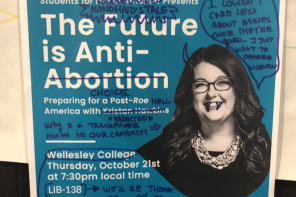 Anti-abortion speaker with transphobic and ableist views invited to Wellesley
