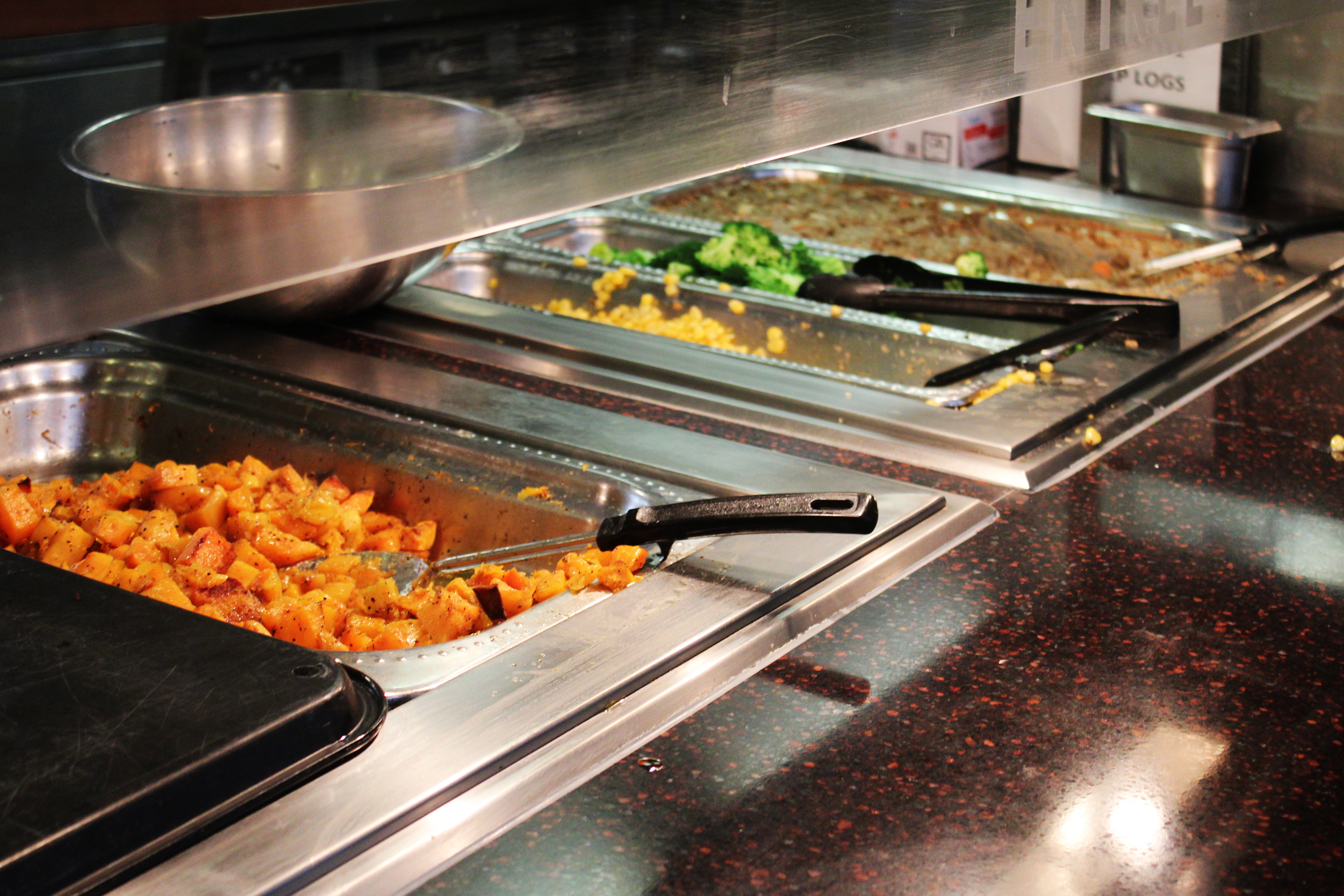 Attractive Bates, Bae Pao Lu Chow And Pomeroy Dining Halls Will Serve Several New  International Dishes This Week.