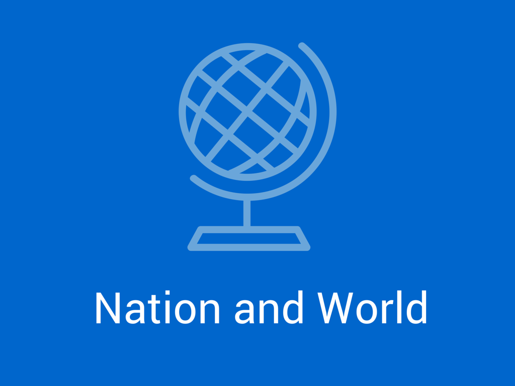Nation & World: 5/3