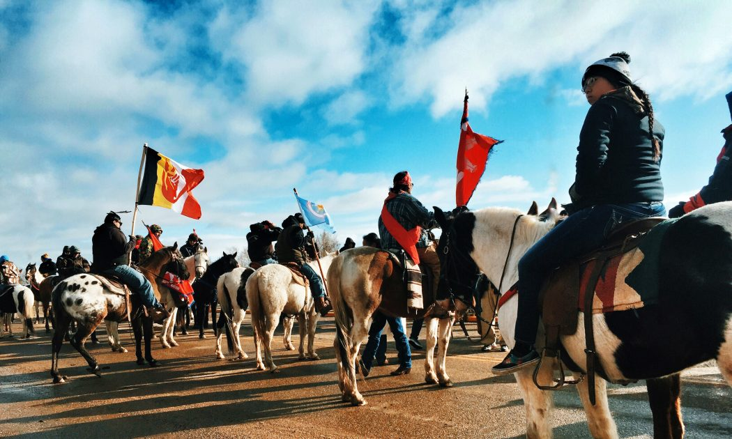 Native American culture threatened in the face of