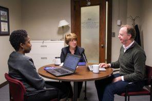 Steering committee begins work as college undergoes  reaccreditation process