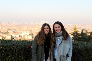 Snapshots of Studying Abroad: Overcoming challenges of language immersion in Italy