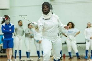 Wellesley Fencing racks up 20 wins