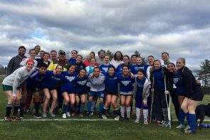 Diversity Coalition Hosts First Student Versus Faculty-Staff Soccer Game