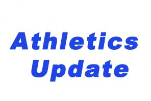 Athletics Update 3/13/2019