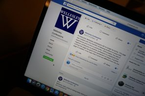Wellesley online communities restrict controversial posts in order to avoid negativity