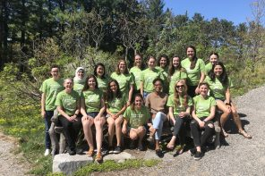 Wellesley students in environmental studies class take on global recycling crisis