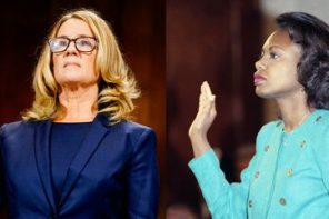Anita Hill and Christine Blasey Ford: a black and white issue?